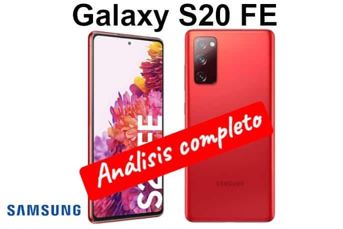 Samsung Galaxy S20 FE opiniones
