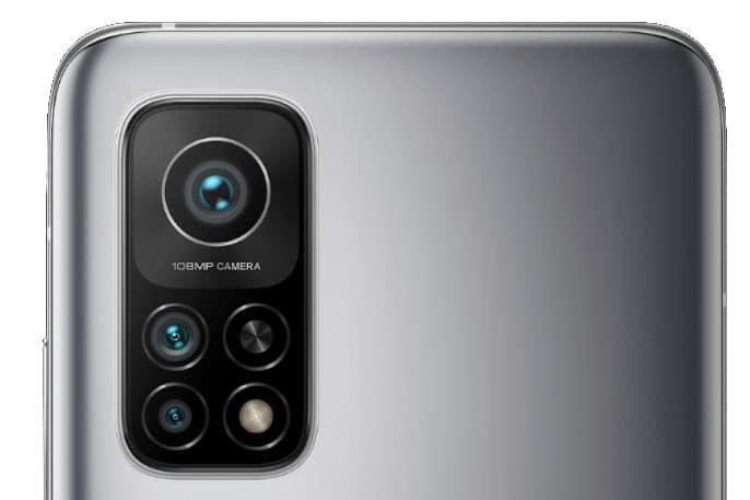 cámaras del Xiaomi Mi 10T Pro