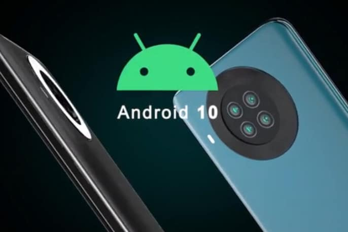 andriod 10 cubot