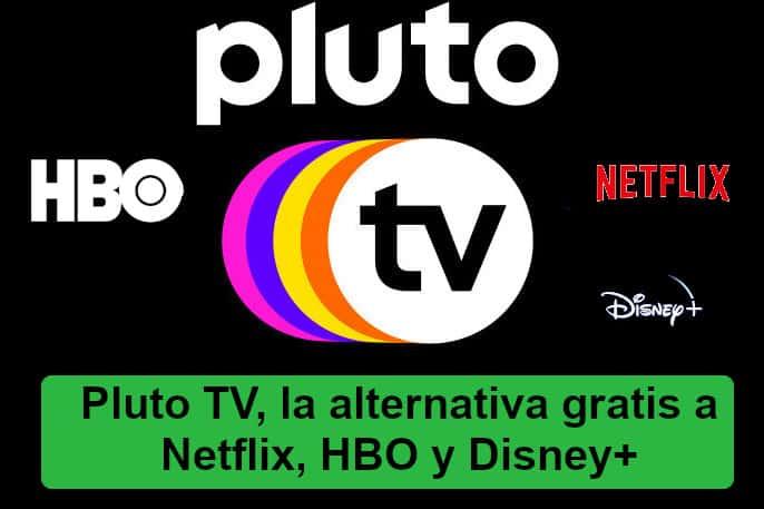 series y peliculas gratis en pluto tv