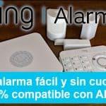 Ring Alarm, la alarma sin cuotas para tu casa hecha por Amazon