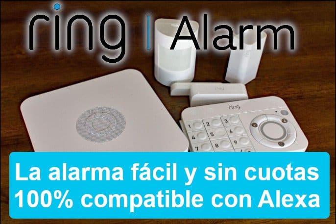 review alarma ring alarm