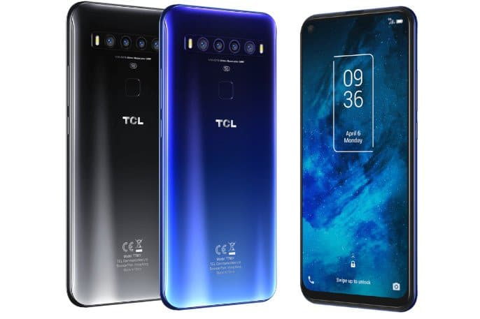 review del tcl 10 5g