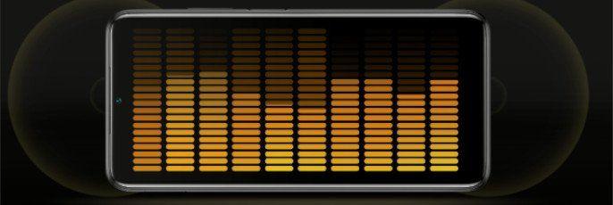 xiaomi poco m3 sonido
