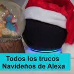 Todos los comandos navideños de Alexa
