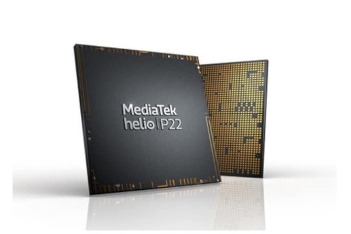 procesador mediatek helio p22