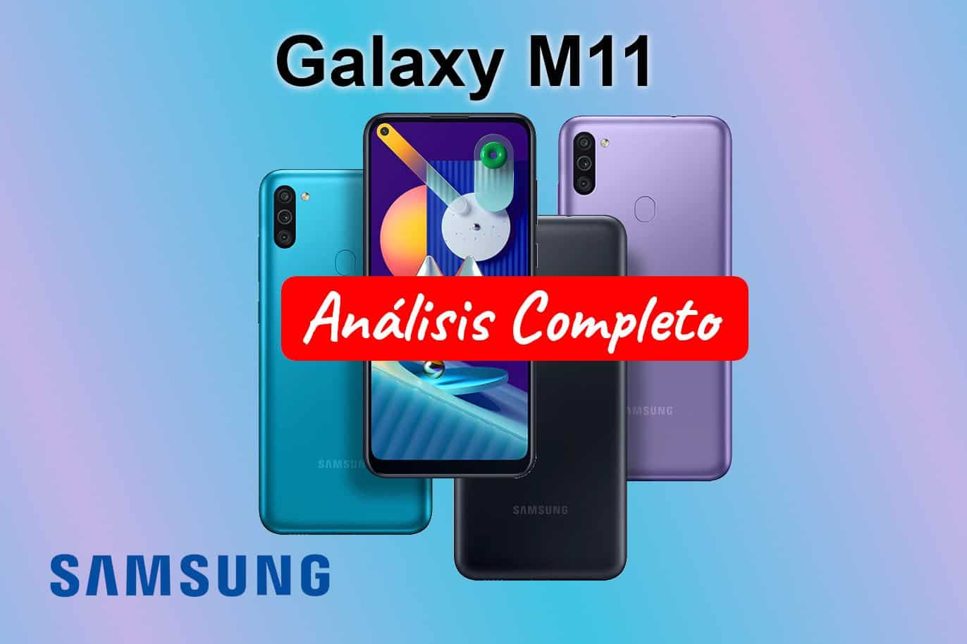galaxy m11 opiniones