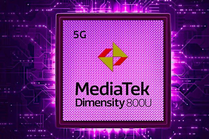 Mediatek Dimensity 800U 5G