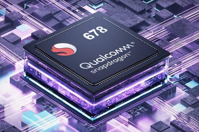Porcesador Qualcomm Snapdragon 678